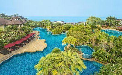 Intercontinental Pattaya Resort 5*, Таиланд (Тайланд), Паттайя