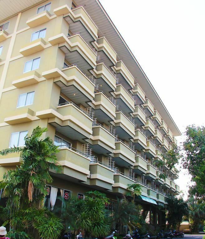 Отель Royal Tycoonplace Hotel Паттайя
