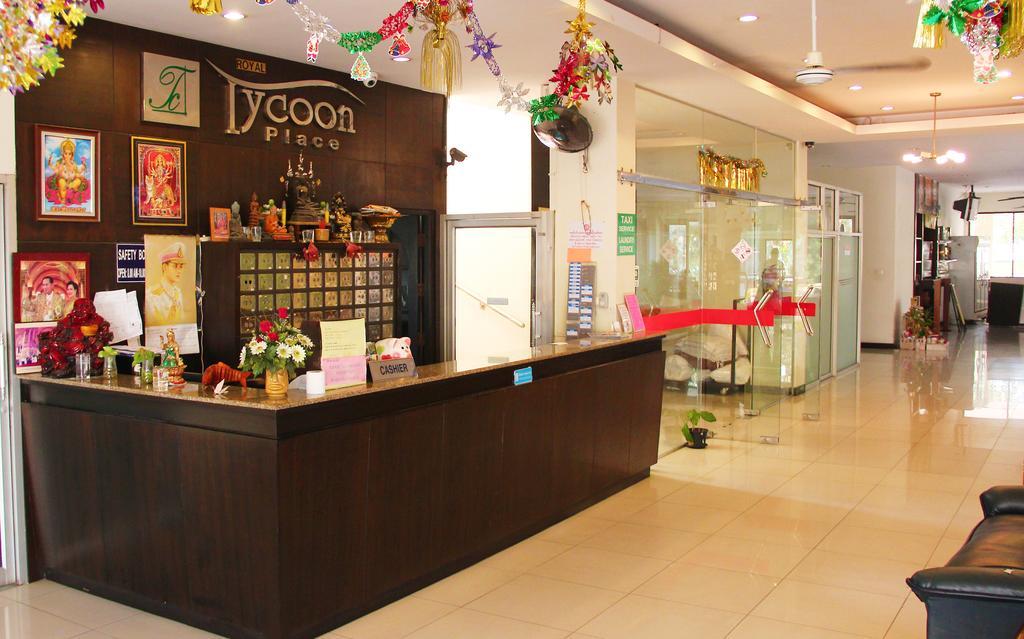 Фото Royal Tycoonplace Hotel Таиланд (Тайланд)