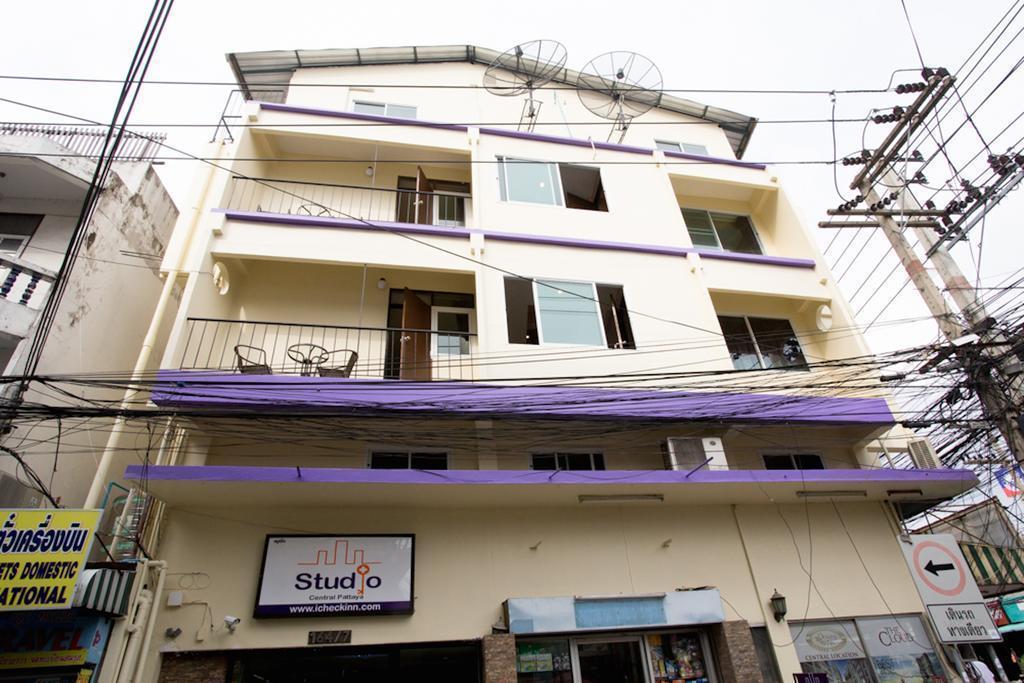 Фото Studio Central Pattaya By Icheck Inn 3*