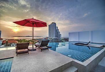 C-View Residence By New Nordic 3*, Таиланд (Тайланд), Паттайя
