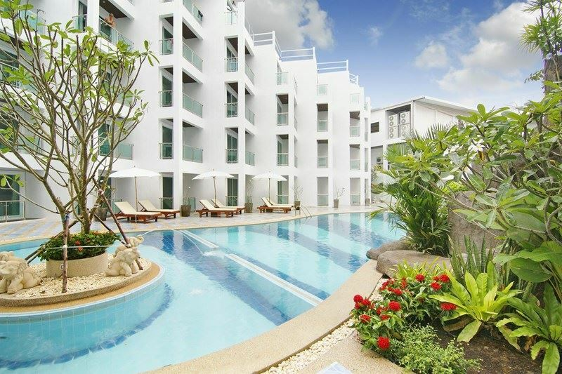 Dragon Beach Resort Jomtien Таиланд (Тайланд) Паттайя