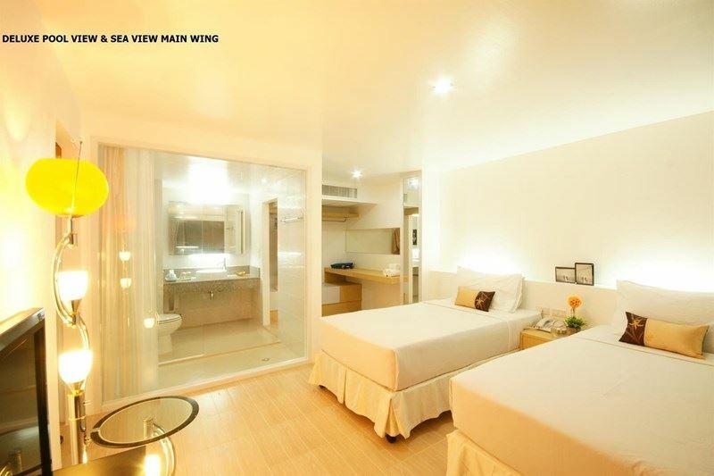 Отель Dragon Beach Resort Jomtien Паттайя