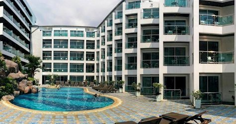 Dragon Beach Resort Jomtien 3*, Таїланд, Паттайя
