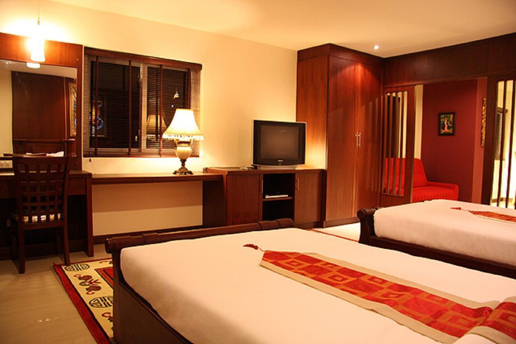 Отель Rita Resort & Residence Таиланд (Тайланд) Паттайя