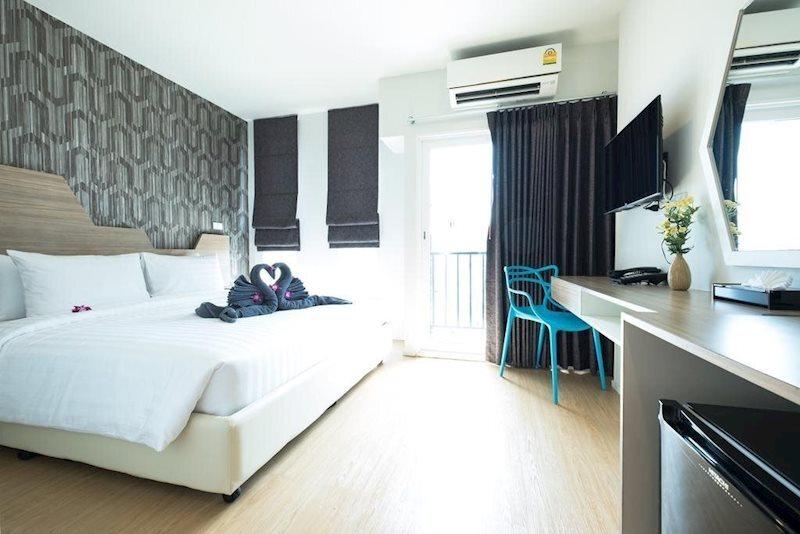 Фото P Plus Hotel Pattaya 4*