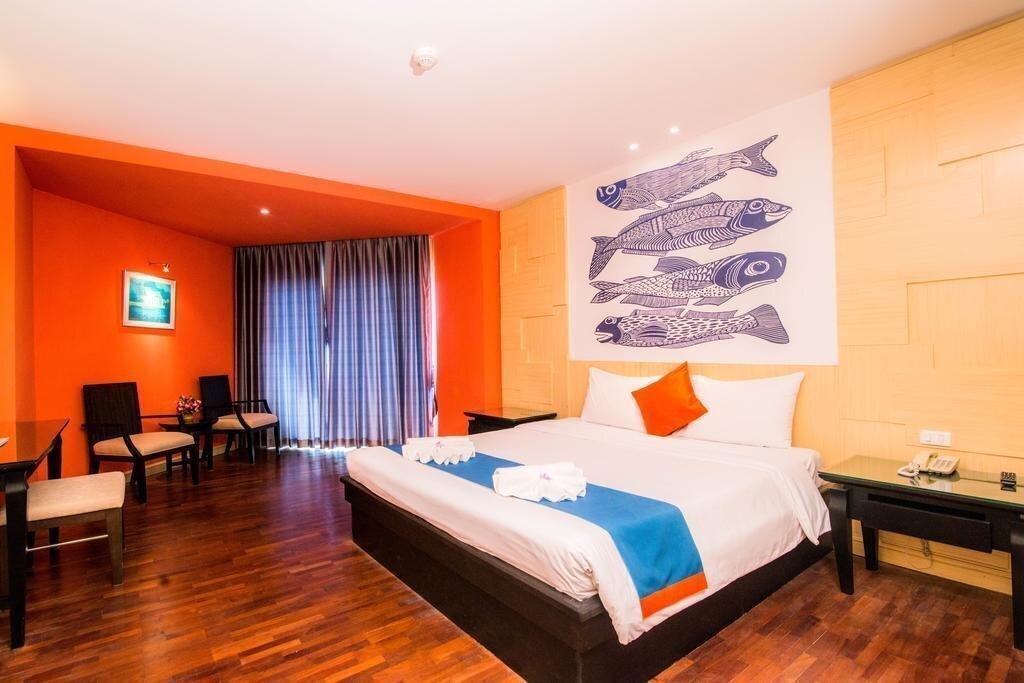Фото Sea Breeze Jomtien Resort 3*