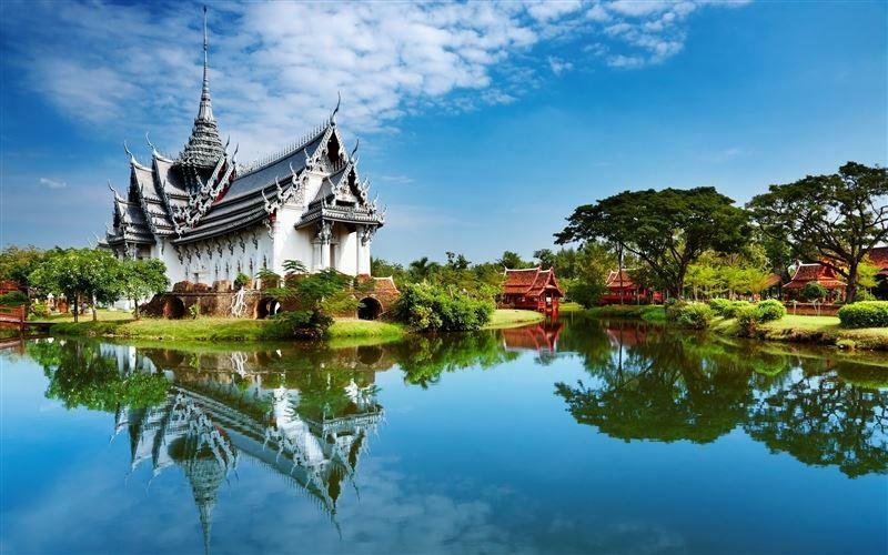 Отель Fortuna 3* Pattaya Паттайя