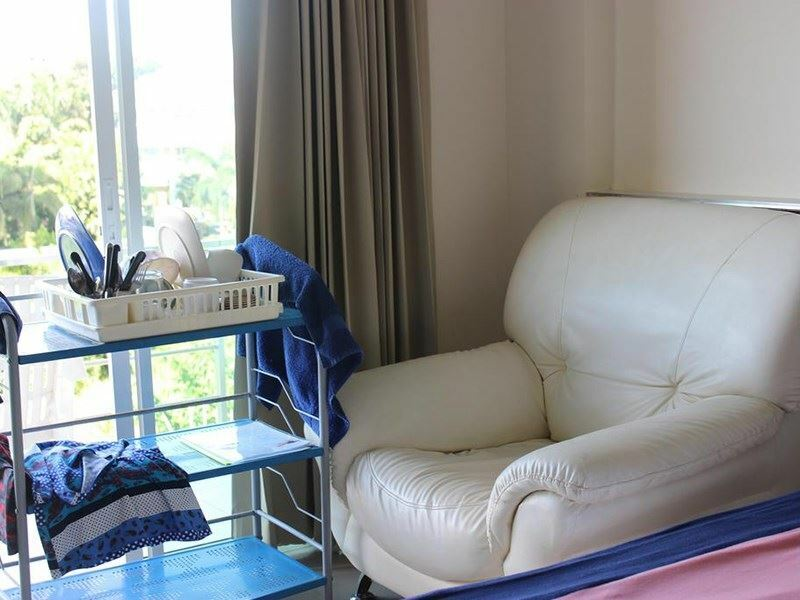 Отель Jardin Hotel Pratumnak (ex. Dacha Beach) Паттайя