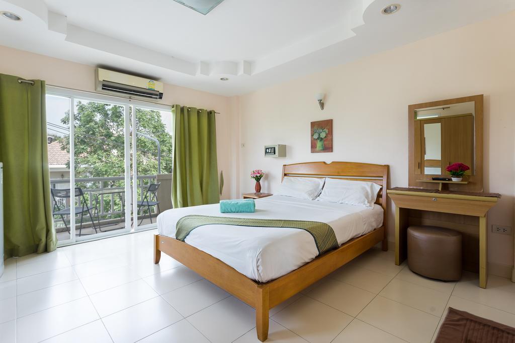 Jardin Hotel Pratumnak (ex. Dacha Beach) Паттайя