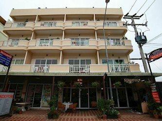 Jardin Hotel Pratumnak (ex. Dacha Beach) 3*, Таїланд, Паттайя