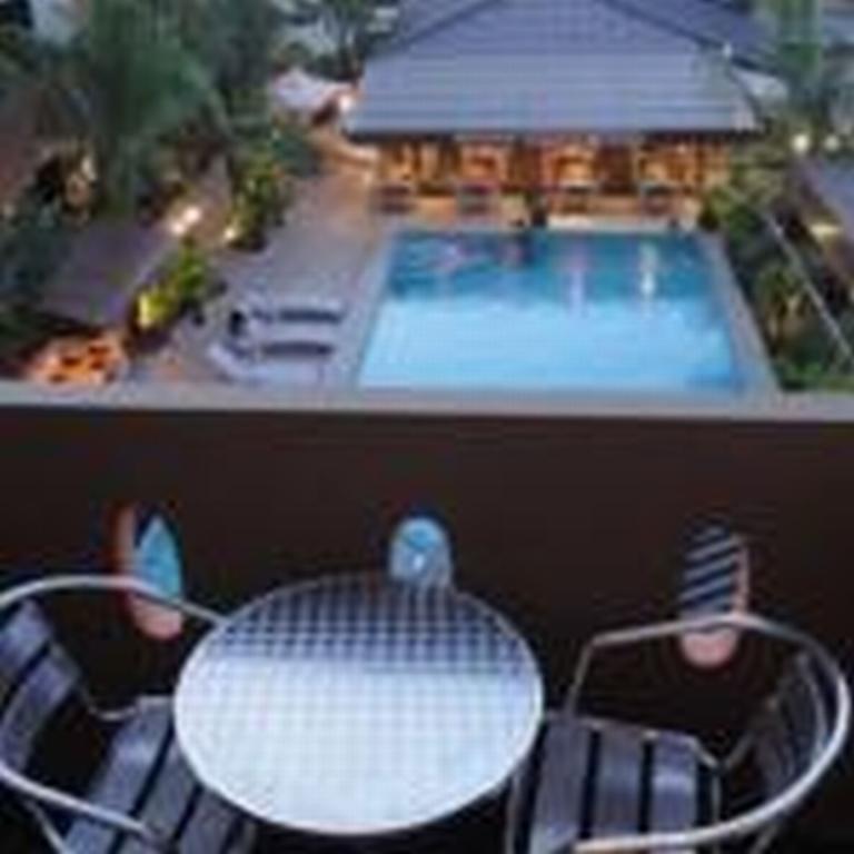 Отель Cocco Resort Паттайя