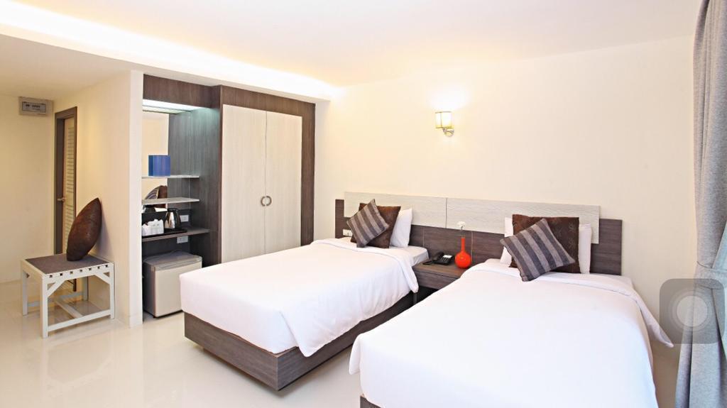 Отель Zen Hotel Pattaya (ex. Lee Garden Resort) Таиланд (Тайланд) Паттайя