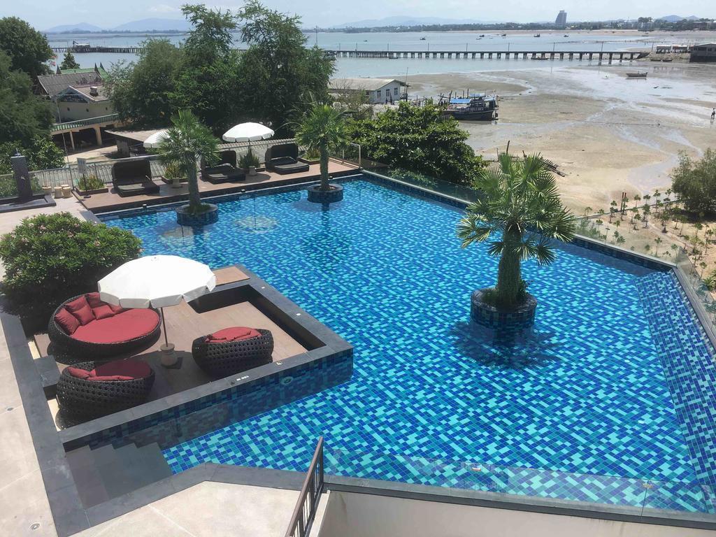 Zen Hotel Pattaya (ex. Lee Garden Resort) Паттайя