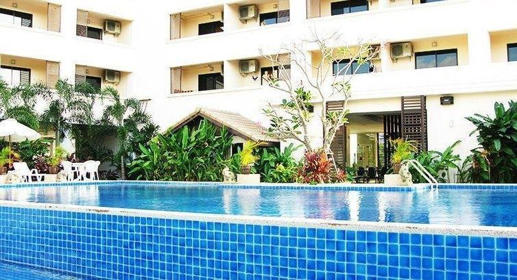 Фото Zen Hotel Pattaya (ex. Lee Garden Resort) Паттайя