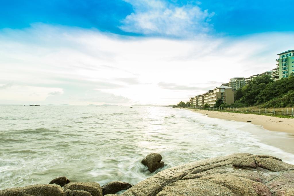 Фото Royal Phala Cliff Beach 3*