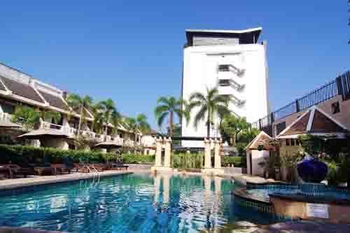 Фото Lantana Pattaya Hotel & Resort 3*