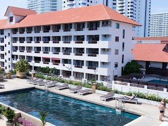 Jomtien Plaza Residence 3*, Таиланд (Тайланд), Паттайя