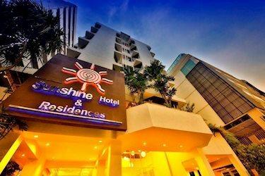 Sunshine Hotel 3*, Таиланд (Тайланд), Паттайя