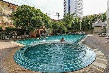 Crown Pattaya Beach Hotel 3*, Таиланд (Тайланд), Паттайя