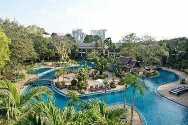 Green Park Resort 3*, Таиланд (Тайланд), Паттайя