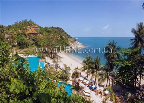 Отель Santhiya Resort & Spa Таиланд (Тайланд) Пхан Нга