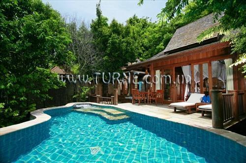Отель Santhiya Resort & Spa Пхан Нга