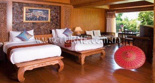 Santhiya Resort & Spa Пхан Нга