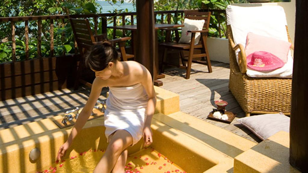 Фото Le Vimarn Cottages & Spa