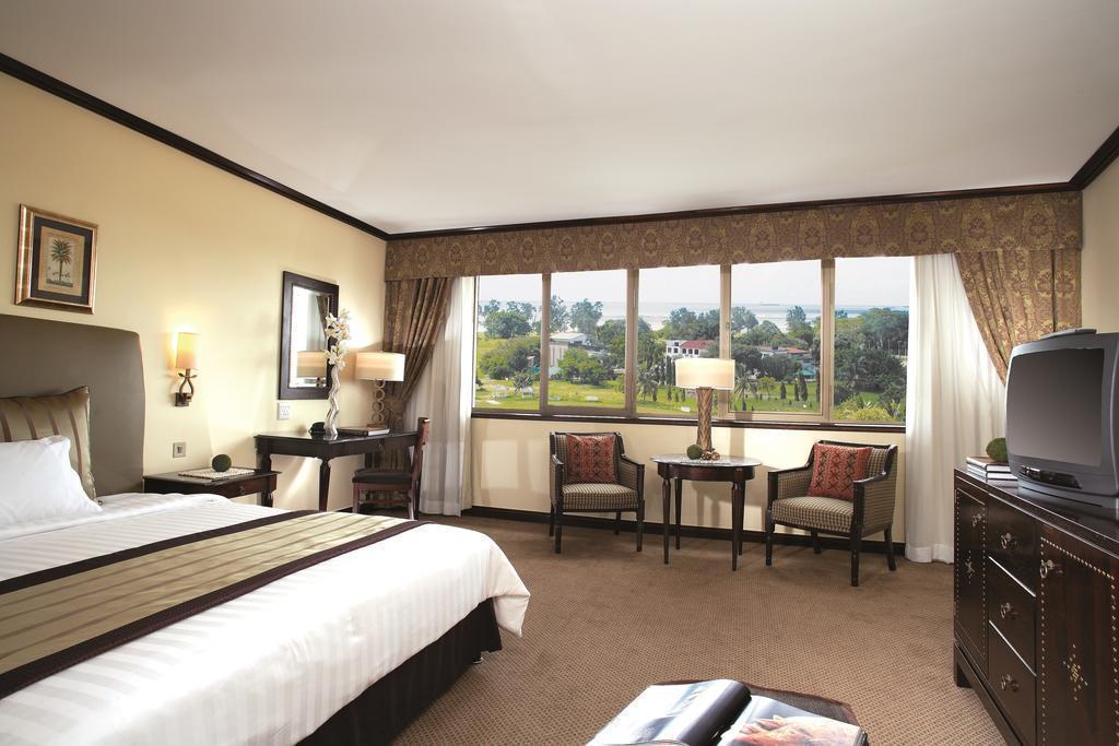 Отель Dar Es Salaam Serena Hotel Дар-эс-Салам