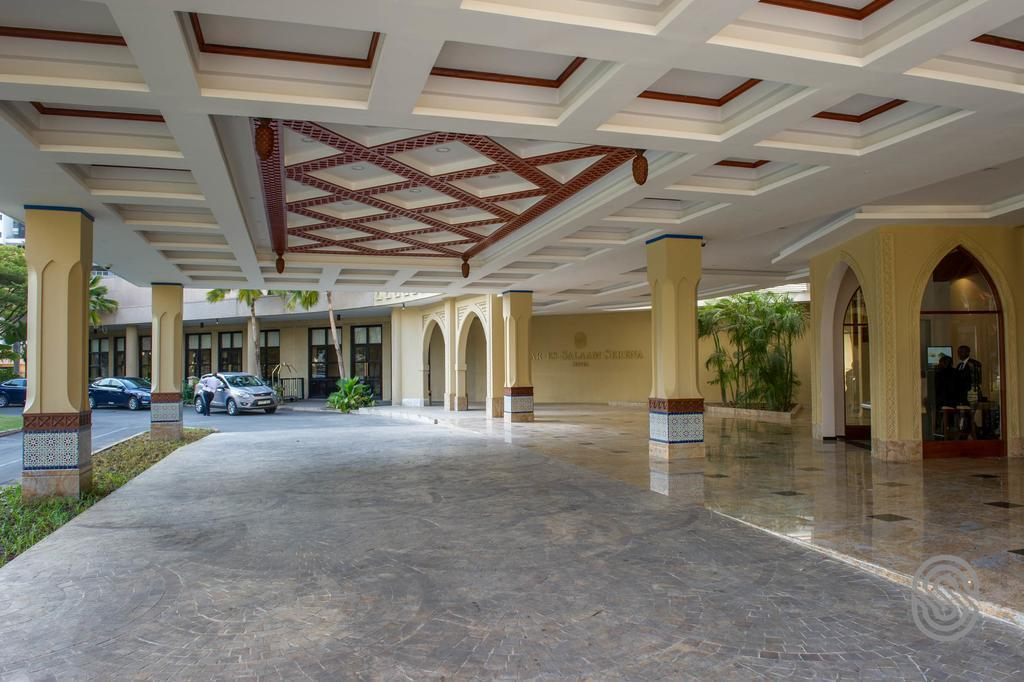 Отель Dar Es Salaam Serena Hotel Танзания Дар-эс-Салам