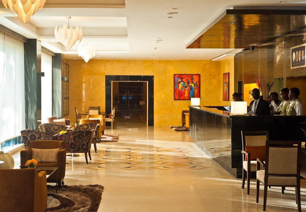 Отель New Africa Hotel Дар-эс-Салам