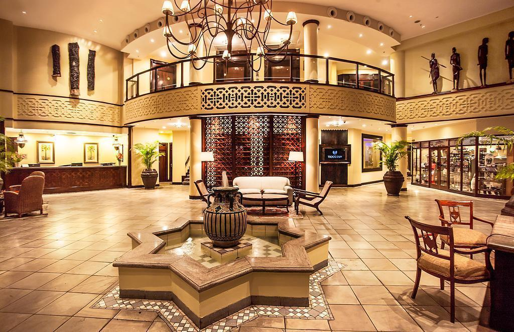 Отель Southernsun Dar Es Salaam Танзания Дар-эс-Салам