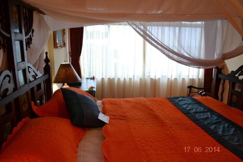 The Africa House Hotel Танзания Занзибар
