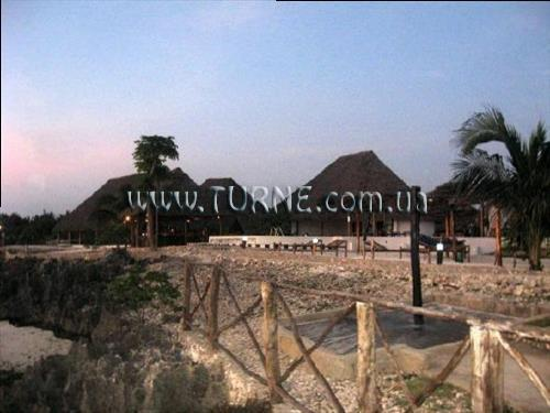 Dolphin Beach Resort Танзания Занзибар