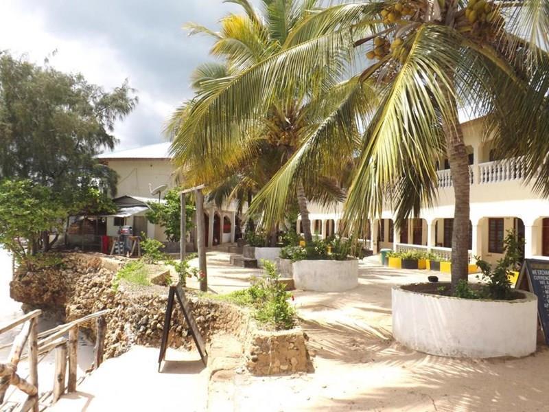 Paradise Bungalows Танзания Занзибар