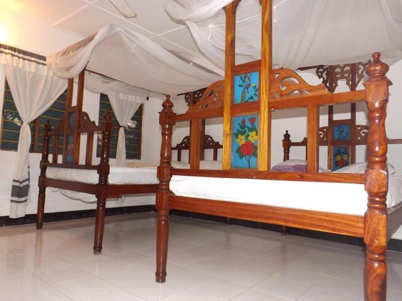 Отель Paradise Bungalows Танзания Занзибар
