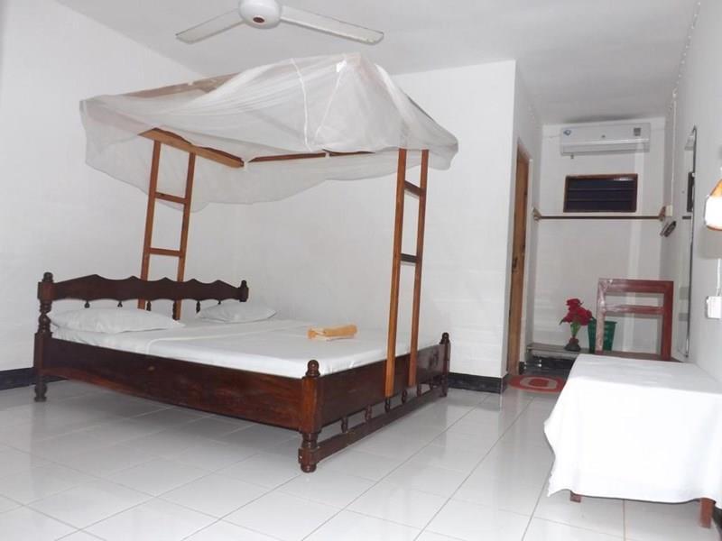 Отель Paradise Bungalows Занзибар