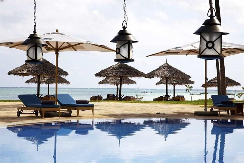 Отель Double Tree By Hilton Resort Занзибар