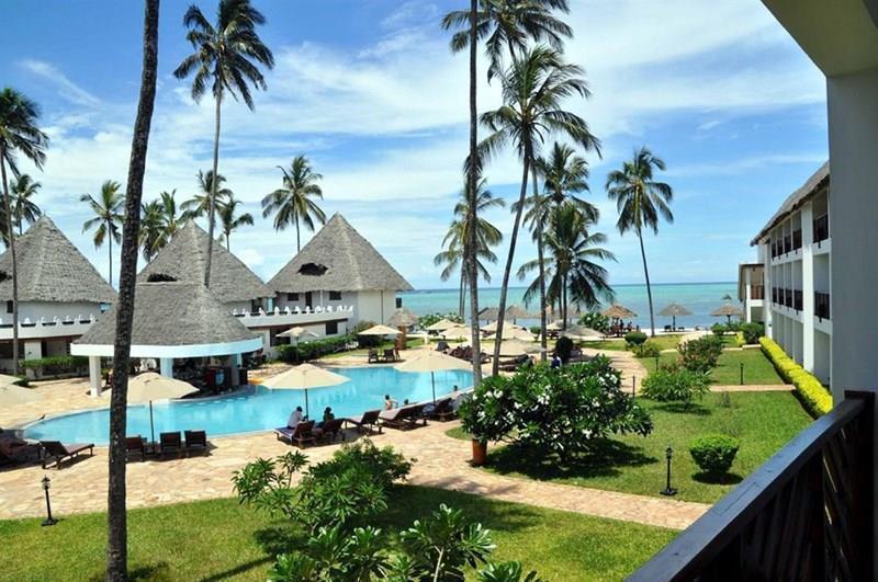 Double Tree By Hilton Resort Занзибар