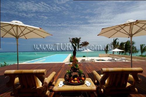 Zamani Kempinski Resort Занзибар