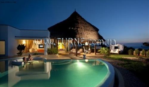 Отель Diamonds Star of the East Танзания Занзибар