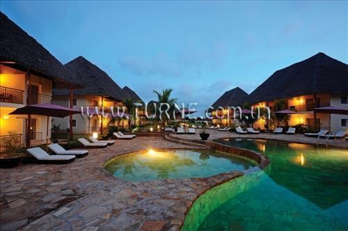 Отель Diamonds Dream of Zanzibar Занзибар