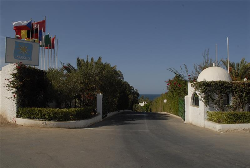 Sangho Club Zarzis Тунис Джерба