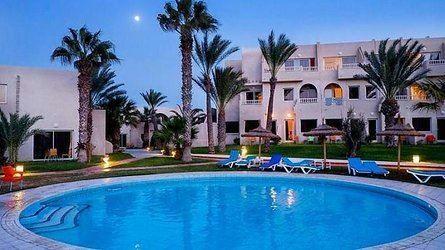 Welcome Meridiana Djerba 4*, Тунис, Джерба