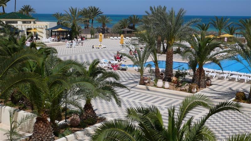 Diana Beach Hotel (ex. Eden Beach) Джерба