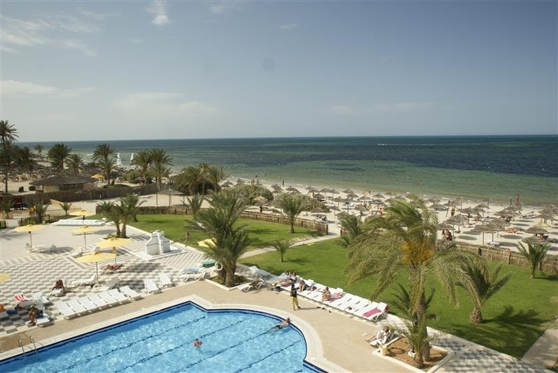 Diana Beach Hotel (ex. Eden Beach) Тунис Джерба