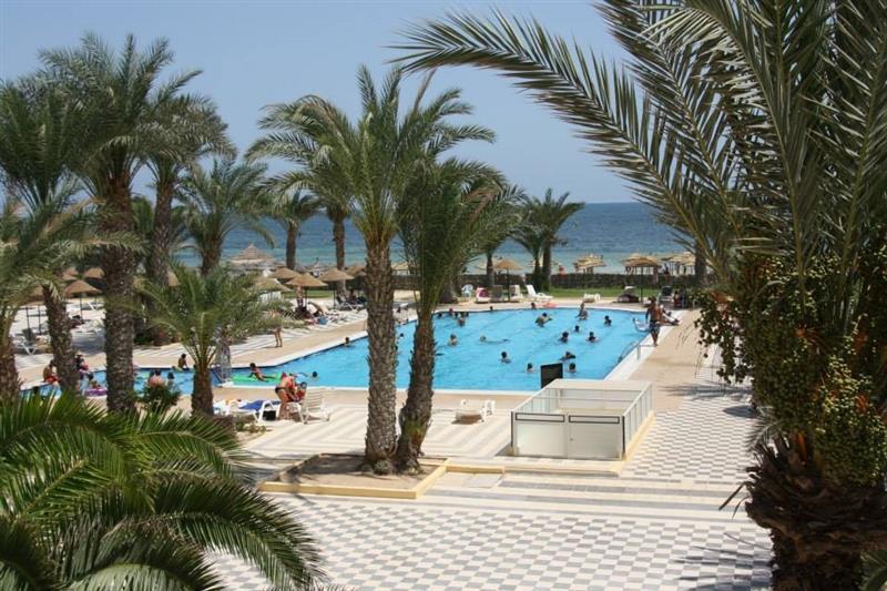 Отель Diana Beach Hotel (ex. Eden Beach) Джерба