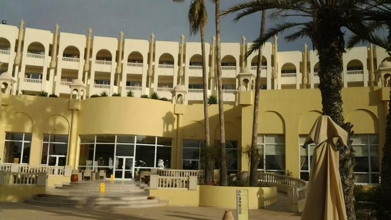 Фото Riu Palace Hammamet Marhaba (ex. Sheraton) 5*