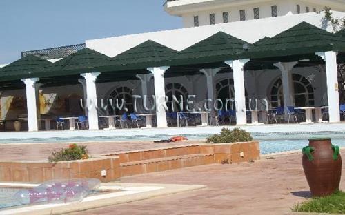 Отель Dar Zakarya Тунис Хаммамет